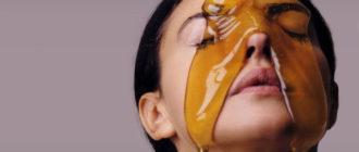 Рецепты масок от прыщей на лице из меда