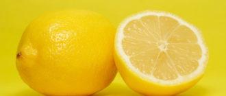 Эффективные маски из лимона для лечения прыщей и угрей