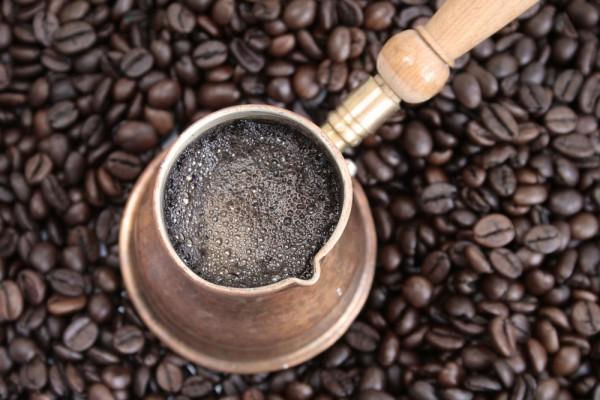 Кофе портит кожу лица