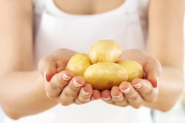 Маски от прыщей и угрей на лице из картофеля